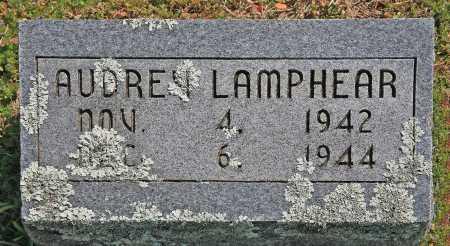 LAMPHEAR, AUDREY - Benton County, Arkansas | AUDREY LAMPHEAR - Arkansas Gravestone Photos