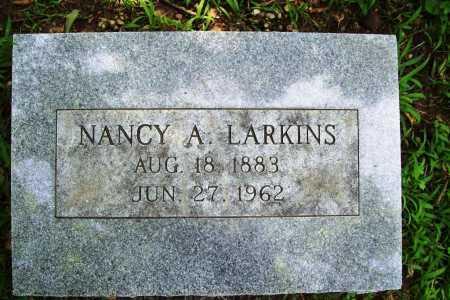 LARKINS, NANCY A. - Benton County, Arkansas | NANCY A. LARKINS - Arkansas Gravestone Photos