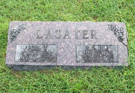 """LASATER, R. A. """"JIM"""" - Benton County, Arkansas   R. A. """"JIM"""" LASATER - Arkansas Gravestone Photos"""