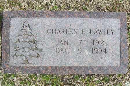 LAWLEY, CHARLES E. - Benton County, Arkansas | CHARLES E. LAWLEY - Arkansas Gravestone Photos