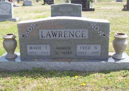 LAWRENCE, MARIE T. - Benton County, Arkansas | MARIE T. LAWRENCE - Arkansas Gravestone Photos