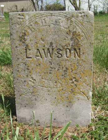 LAWSON, BABY - Benton County, Arkansas | BABY LAWSON - Arkansas Gravestone Photos