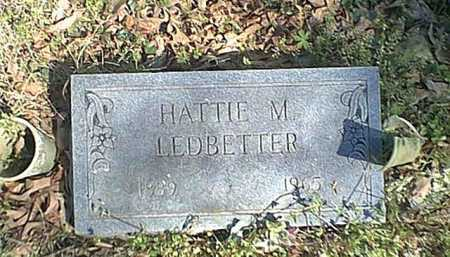LEDBETTER, HATTIE MAE - Benton County, Arkansas | HATTIE MAE LEDBETTER - Arkansas Gravestone Photos