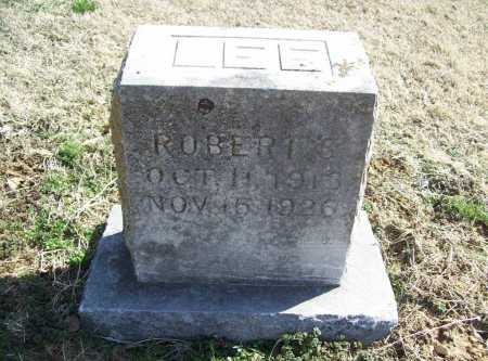 LEE, ROBERT S. - Benton County, Arkansas | ROBERT S. LEE - Arkansas Gravestone Photos
