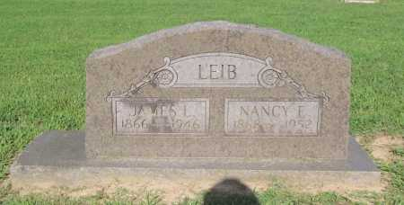 LEIB, JAMES L. - Benton County, Arkansas | JAMES L. LEIB - Arkansas Gravestone Photos