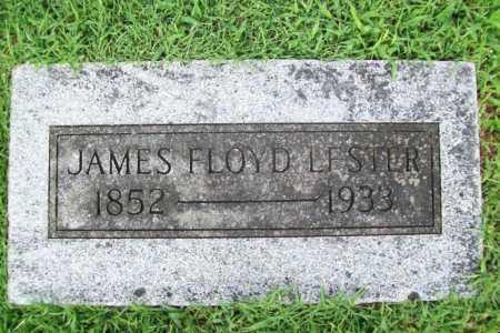 LESTER, JAMES FLOYD - Benton County, Arkansas | JAMES FLOYD LESTER - Arkansas Gravestone Photos
