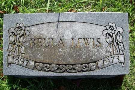 LEWIS, BEULA - Benton County, Arkansas | BEULA LEWIS - Arkansas Gravestone Photos