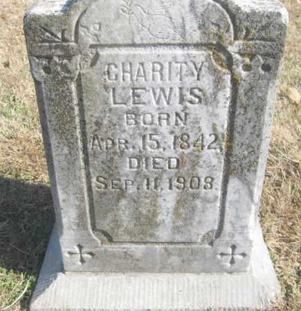 LEWIS, CHARITY - Benton County, Arkansas   CHARITY LEWIS - Arkansas Gravestone Photos