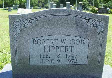 LIPPERT, ROBERT W. (BOB) - Benton County, Arkansas   ROBERT W. (BOB) LIPPERT - Arkansas Gravestone Photos