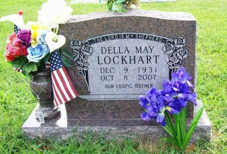 WAKEFIELD LOCKHART, DELLA MAY - Benton County, Arkansas   DELLA MAY WAKEFIELD LOCKHART - Arkansas Gravestone Photos