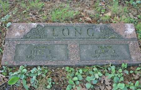 LONG, LUCY P. - Benton County, Arkansas | LUCY P. LONG - Arkansas Gravestone Photos