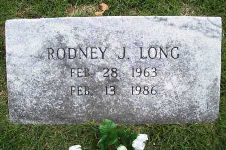 LONG, RODNEY J. - Benton County, Arkansas | RODNEY J. LONG - Arkansas Gravestone Photos