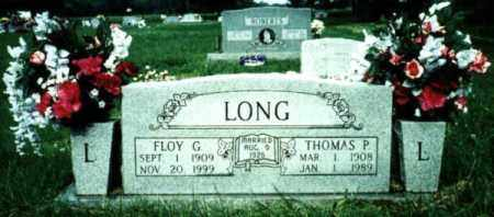 LONG, THOMAS POWELL - Benton County, Arkansas   THOMAS POWELL LONG - Arkansas Gravestone Photos