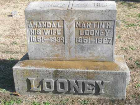 LOONEY, AMANDA L - Benton County, Arkansas | AMANDA L LOONEY - Arkansas Gravestone Photos