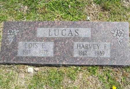 LUCAS, LOIS E. - Benton County, Arkansas | LOIS E. LUCAS - Arkansas Gravestone Photos