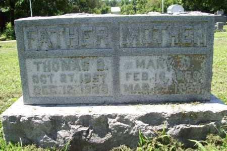 LUCKEY, MARY M. - Benton County, Arkansas | MARY M. LUCKEY - Arkansas Gravestone Photos