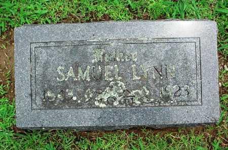 LYNN, SAMUEL - Benton County, Arkansas | SAMUEL LYNN - Arkansas Gravestone Photos