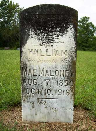 MALONEY, WILLIAM - Benton County, Arkansas | WILLIAM MALONEY - Arkansas Gravestone Photos