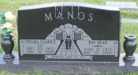 "AUSTIN MANOS, THELMA CLARICE ""SIS"" - Benton County, Arkansas   THELMA CLARICE ""SIS"" AUSTIN MANOS - Arkansas Gravestone Photos"