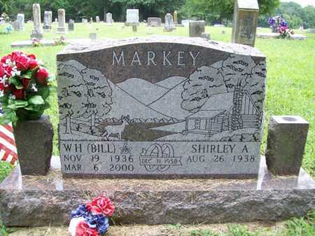 MARKEY, W. H. (BILL) - Benton County, Arkansas | W. H. (BILL) MARKEY - Arkansas Gravestone Photos
