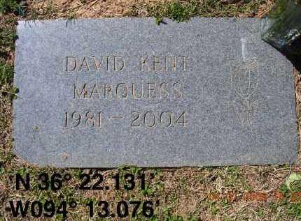 MARQUESS, DAVID KENT - Benton County, Arkansas   DAVID KENT MARQUESS - Arkansas Gravestone Photos