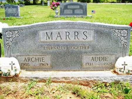 BLAND MARRS, AUDIE MAE - Benton County, Arkansas | AUDIE MAE BLAND MARRS - Arkansas Gravestone Photos