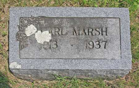 MARSH, CARL - Benton County, Arkansas | CARL MARSH - Arkansas Gravestone Photos