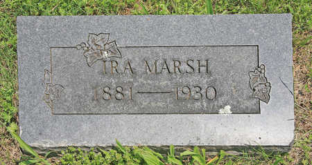MARSH, IRA - Benton County, Arkansas   IRA MARSH - Arkansas Gravestone Photos