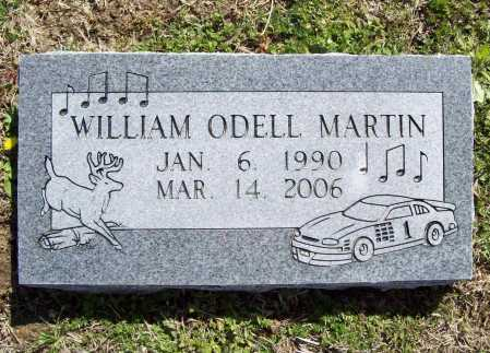 MARTIN, WILLIAM ODELL - Benton County, Arkansas | WILLIAM ODELL MARTIN - Arkansas Gravestone Photos