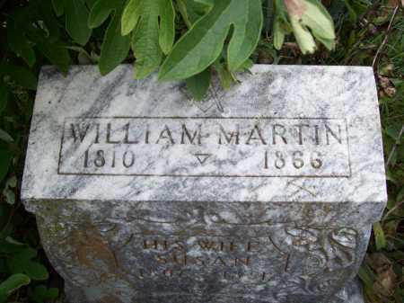 MARTIN, WILLIAM (2) - Benton County, Arkansas | WILLIAM (2) MARTIN - Arkansas Gravestone Photos