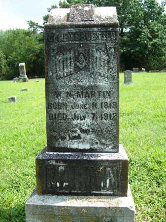MARTIN, W. N. - Benton County, Arkansas | W. N. MARTIN - Arkansas Gravestone Photos