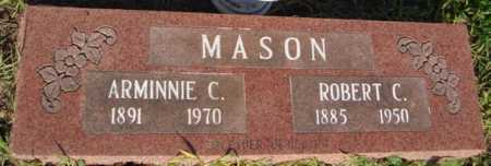 MASON, ROBERT C. - Benton County, Arkansas | ROBERT C. MASON - Arkansas Gravestone Photos