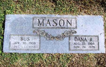 MASON, BUS - Benton County, Arkansas | BUS MASON - Arkansas Gravestone Photos