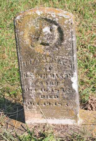 MASON, INFANT DAUGHTER - Benton County, Arkansas | INFANT DAUGHTER MASON - Arkansas Gravestone Photos