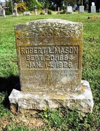 MASON, ROBERT L. - Benton County, Arkansas | ROBERT L. MASON - Arkansas Gravestone Photos