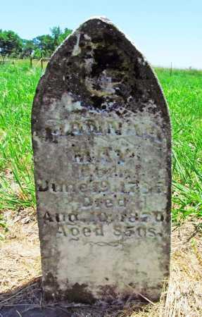 INGLISH MAY, HANNAH - Benton County, Arkansas | HANNAH INGLISH MAY - Arkansas Gravestone Photos