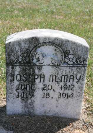 MAY, JOSEPH M. - Benton County, Arkansas   JOSEPH M. MAY - Arkansas Gravestone Photos
