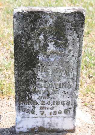 MAY, KATIE - Benton County, Arkansas | KATIE MAY - Arkansas Gravestone Photos