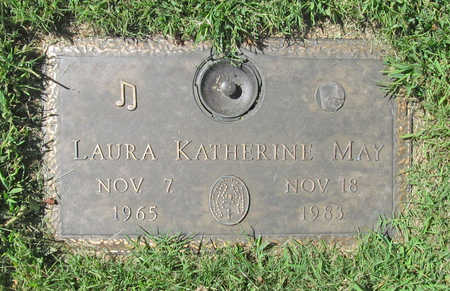 MAY, LAURA KATHERINE - Benton County, Arkansas | LAURA KATHERINE MAY - Arkansas Gravestone Photos