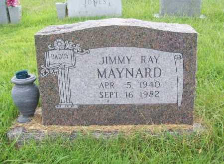 MAYNARD, JIMMY RAY - Benton County, Arkansas | JIMMY RAY MAYNARD - Arkansas Gravestone Photos
