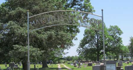 *MAYSVILLE CEMETERY,  - Benton County, Arkansas    *MAYSVILLE CEMETERY - Arkansas Gravestone Photos