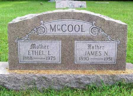 WARDLAW MCCOOL, ETHEL L. - Benton County, Arkansas | ETHEL L. WARDLAW MCCOOL - Arkansas Gravestone Photos