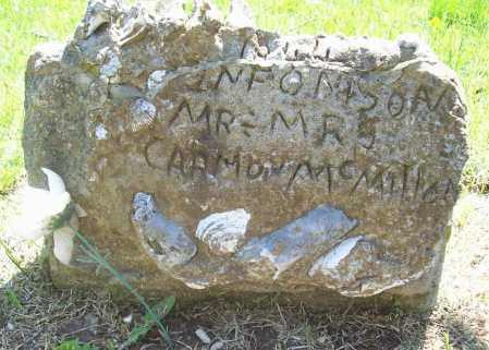MCMILLAN, INFANT SON - Benton County, Arkansas | INFANT SON MCMILLAN - Arkansas Gravestone Photos
