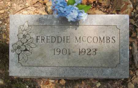 MCCOMBS, FREDDIE - Benton County, Arkansas | FREDDIE MCCOMBS - Arkansas Gravestone Photos