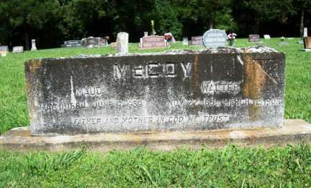 MCCOY, MAUD - Benton County, Arkansas | MAUD MCCOY - Arkansas Gravestone Photos