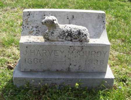 MCCURDY, J. HARVEY - Benton County, Arkansas   J. HARVEY MCCURDY - Arkansas Gravestone Photos