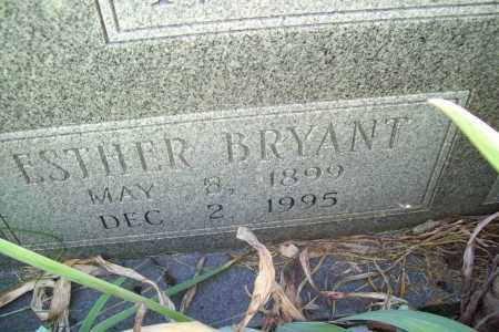 MCFEETERS, ESTHER - Benton County, Arkansas   ESTHER MCFEETERS - Arkansas Gravestone Photos