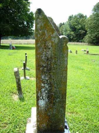 MCGINNIS, UNKNOWN - Benton County, Arkansas | UNKNOWN MCGINNIS - Arkansas Gravestone Photos