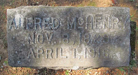 MCHENRY, ALFRED - Benton County, Arkansas | ALFRED MCHENRY - Arkansas Gravestone Photos