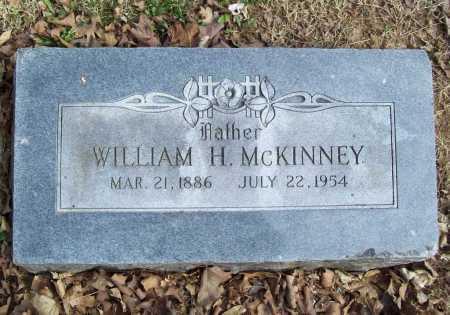 MCKINNEY, WILLIAM H. - Benton County, Arkansas | WILLIAM H. MCKINNEY - Arkansas Gravestone Photos